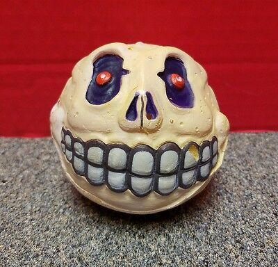 Vintage Madballs Series 1 Skull Face Good Condition 1985 Original 1 Of 8 TCFC