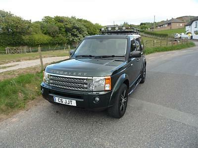 2009 Land Rover Discovery 2.7 TDV6 XS AUTO 5 door Four Wheel Drive