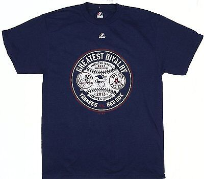 New York Yankees EVIL EMPIRE Bronx NY T-Shirt NWT Boston Red Sox Rivalry 3c7b1fc794a