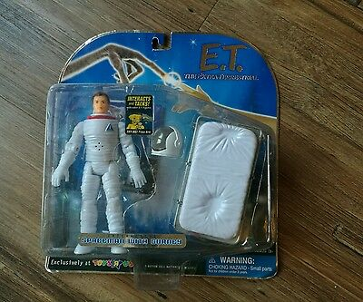 E.t. The Extra Terrestrial Interactive Spaceman With Gurney New Rare