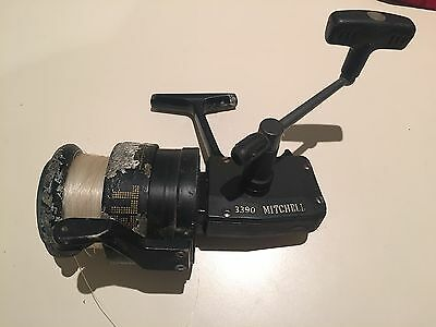 Vintage MOULINET MITCHELL 3390 Reel