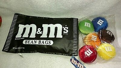 M&M's BEAN BAG GAME COMPLETE- RARE