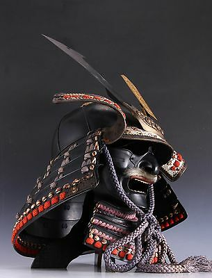 Japanese Samurai Wearable Kabuto Helmet -Marutake Kohnin Product- 光忍
