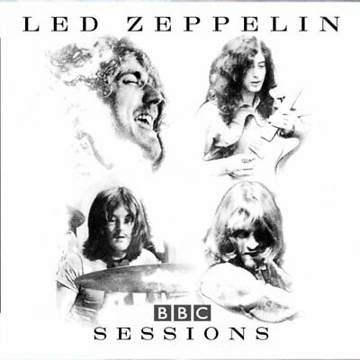 Led Zeppelin - BBC Sessions - Led Zeppelin CD EVVG The Cheap Fast Free Post The