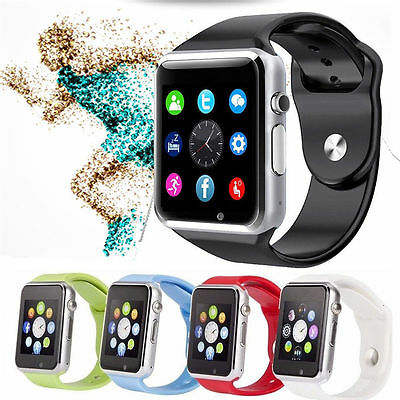 A1 Smart Watch Bluetooth Watch Phone SIM Camera SD for Android iOS Cell Phones