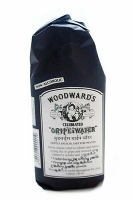 Woodwards Gripe Water Colic Gas Indigestion Baby Gripewater 130ml