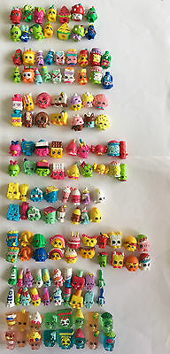 Shopkins Season 1 Complete Set No Limited Editions