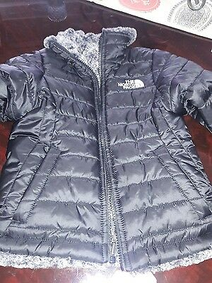 The North Face Kids Reversible Msbd  Toddler Jacket Xss 5T