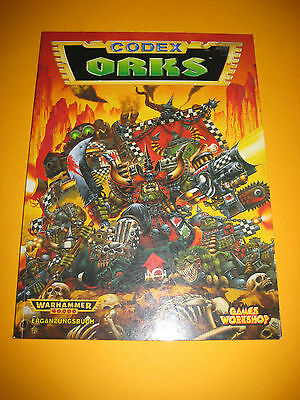 Warhammer 40k - Codex - Space Orks