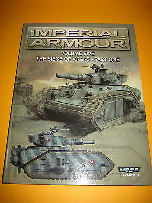 Forge World - Imperial Armour - The Siege of Vraks - Volume Five - Part One