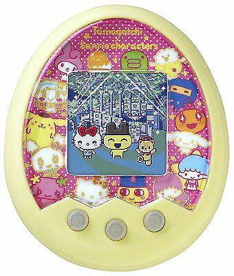 2017 New!! Tamagotchi m! X Sanrio Characters m! X Ver.Hello Kitty Japan Import