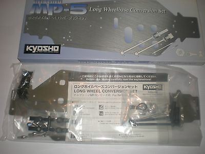 KYOSHO IFW40 KIT conversion chassis Long MP5 1/8
