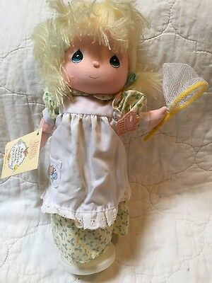 Precious Moments Four Seasons Musical Collection, Applause Doll, Summer 16511