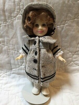 Ideal Shirley Temple Doll 1983 Dimples