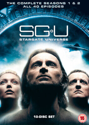 Stargate Universe: The Complete Series DVD (2011) Robert Carlyle