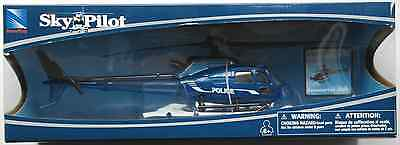 NewRay - Eurocopter AS350 POLICE Hubschrauber / Helicopter 1:43 Neu/OVP