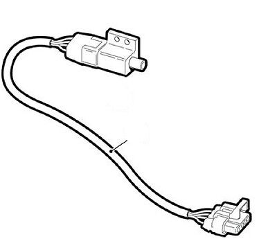 Accelerator And Brake Pedal Switch For Ezgo Rxv Golf Carts