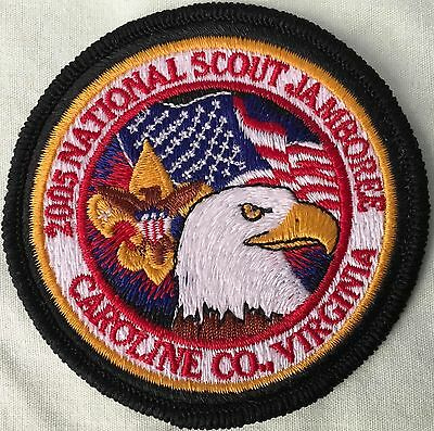 BSA 2005 National Scout Jamboree On-site Pocket Patch - New