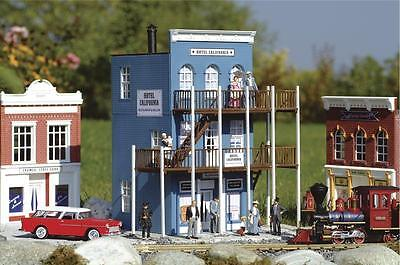 Piko G Scale California Hotel Building Kit | Ships In 1 Business Day| Bn | 62260