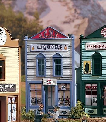 Piko G Scale Liquor Store Building Kit | Ships In 1 Business Day| Bn | 62235