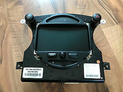 Mini Cooper S R50 R52 R53 Navi Navigation Display Bordmonitor Monitor 6927490