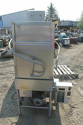 Used Hobart AM14TC Dishmachine HIGH TEMP