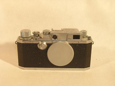 Canon III 35mm Rangefinder Camera Body for Leica L39 Screw Lenses