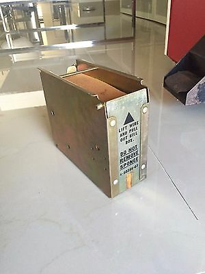 Rowe BC-1200/1400 Cash Bill Box Cassette for Stacker 4-50346-03