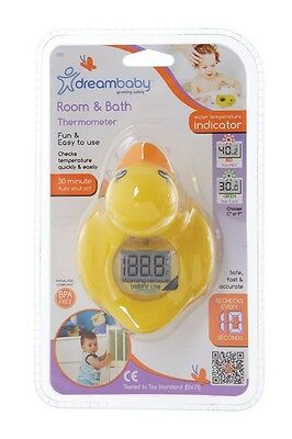New Dream Baby Room & Bath Duck Thermometer