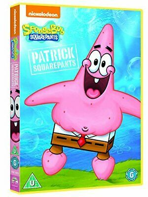 SpongeBob and Friends: Patrick SquarePants [DVD] - DVD  ZGVG The Cheap Fast Free