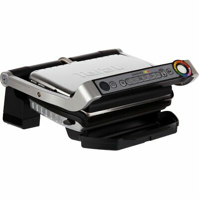 Tefal GC713D40 OptiGrill+ Health Grill with Removable Plates Silver New from AO