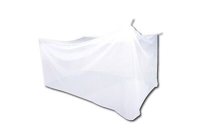 Oztrail Mosquito Single Net White Box Style Mozzie Protection