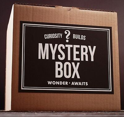mysterious Mystery box or satchel = lucky dip = try your luck