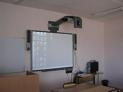 "77"" Interactive SMART Board SB680 SMART Technologies 90 days Warranty Grade A"