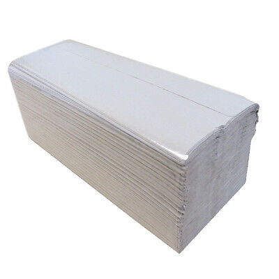 2Work C Fold Hand Towel 1-Ply Natural (Pack of 2760) 2W00878