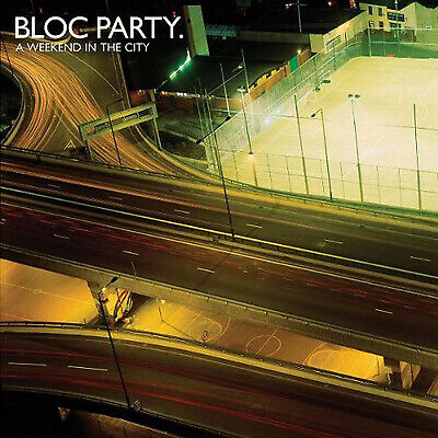 Bloc Party : A Weekend in the City CD (2007)