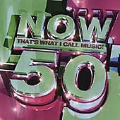 Various Artists : Now Thats What I Call Music! Volume 50 CD Fast and FREE P & P