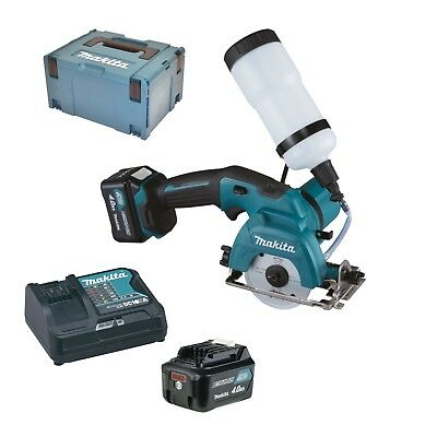 Makita coupe-carreaux sans fil Coupe-verre CC 301 DSMJ Diamant 10,8V Piles