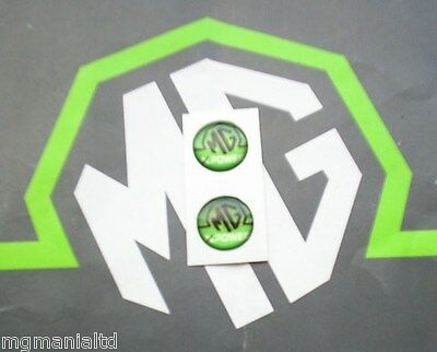 MGZS MG ZS Alloy wheel centre badge inserts 4 off MG Sport /& Racing XPower