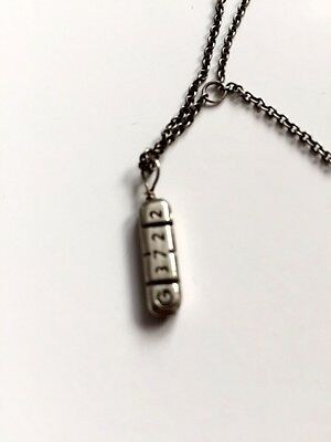 Cast Of Vices - Zanax Pendant Only