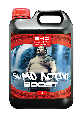 Shogun Sumo Boost 250ml,1,5,10 litre