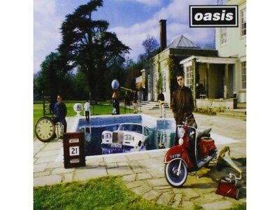 Be Here Now [Audio CD] Oasis - AKZEPTABEL