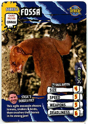 C377 Giant Anteater #55 Deadly 60 TCG Trade Card
