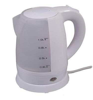 Kampa Bubble Mini Electric Kettle 1 Litre, Travel Kettle, Ideal For Caravanning