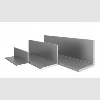 Aluminium Extruded Angle Various Size