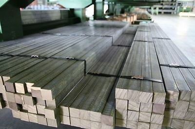 Aluminium Square Bar Diameter 20-120mm Many Length Free Cut Service