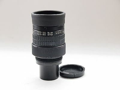 Nikon 20-45x 25-56x Zoom Eyepiece for Fieldscope.