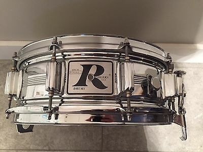 Rogers dynasonic 5 x 14, 5 lines snare