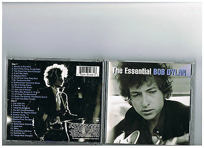 Bob Dylan 2 CD SET.The Essential .BEST OF GREATEST HITS