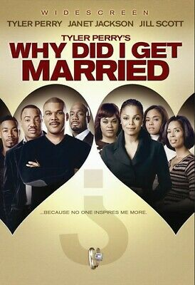 Why Did I Get Married? [WS] (2008, DVD New) WS